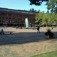Photo taken at Red Square by Roxa on 10/18/2011