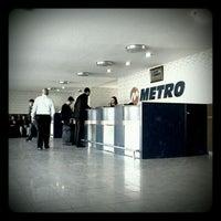 Photo taken at Metro Turizm by Eda N. on 10/21/2011
