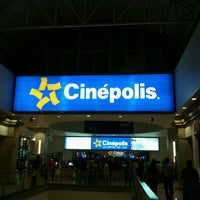 Photo taken at Cinépolis by Luis T. on 5/16/2012