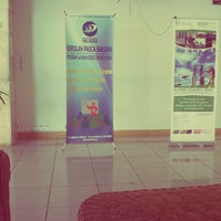 Photo taken at Telkom Business School by asky l. on 8/15/2012