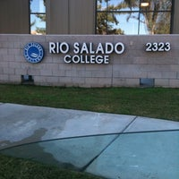 Photo taken at Rio Salado College by Paula B. on 1/7/2012