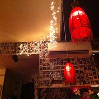 Photo taken at Sake Bar Satsko by John E. on 9/28/2011