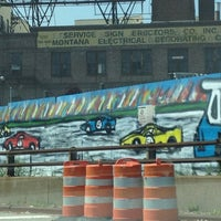 Photo taken at FDR @ E 125th ST by Jeanne on 7/12/2012