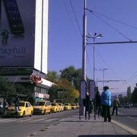 Photo taken at Плиска (Pliska) by Hristo V. on 10/18/2011