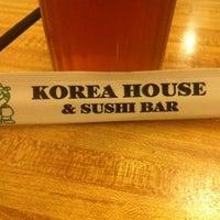 Photo taken at Korea House by Rachel M. on 10/10/2011