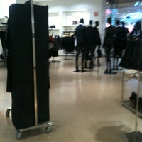 Photo taken at Zara by Joshua D. on 12/22/2011