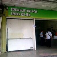 Photo taken at Perusahaan Otak-otak Kempas Sdn Bhd by putera k. on 6/5/2012