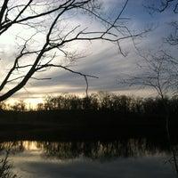 Photo taken at Rockefeller State Park Preserve by Lindsay on 11/26/2011
