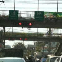 Photo taken at Wang Hin Intersection by Maymache W. on 1/26/2011