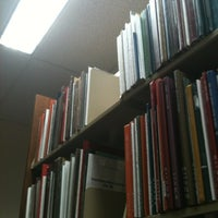 Photo taken at Warren D. Allen Music Library by Jade S. on 11/1/2011