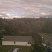 Photo taken at Bozman United Methodist by Ryan B. on 10/20/2011