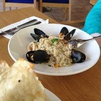 Photo taken at Biella - Italian Ristorante Café by Malak A. on 6/10/2012
