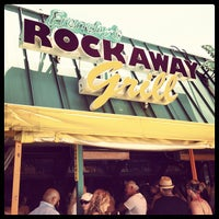 Photo taken at Frenchy's Rockaway Grill by Mark S. on 5/5/2012