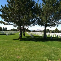 Photo taken at Fort Logan National Cemetery by Pamela J. on 9/18/2011