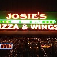 Photo taken at Josie's Pizza & Wings by Matthew A. on 9/7/2012