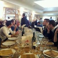 Photo taken at Ristorante Anton by Simone G. on 1/8/2012