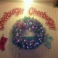 Photo taken at Cheeburger Cheeburger by Katie T. on 12/13/2011