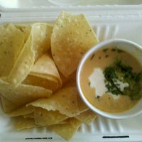 Photo taken at El Guapo Fresh Mexican Grill by Andrea F. on 7/31/2011