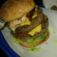 Photo taken at Charm City Burger Company by Lucas A. on 1/9/2012