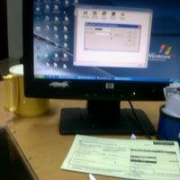 Photo taken at Bank BRI Cabang Bekasi by nungki p. on 6/29/2012