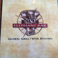 Photo taken at Elephant Bar by Christine S. on 9/3/2012