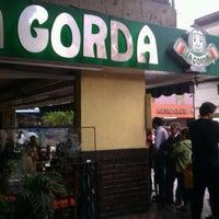Photo taken at La Gorda by Juan G. on 7/18/2012
