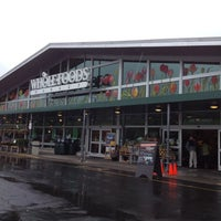 Photo taken at Whole Foods Market by Helen D. on 4/22/2012