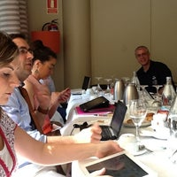 Photo taken at Hotel Felipe IV Valladolid by Rosa G. on 5/24/2012