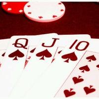 Photo taken at Poker Den by Mars Diane S. on 8/2/2012