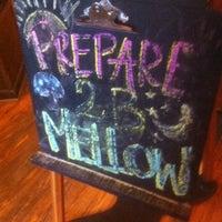 Photo taken at Mellow Mushroom by Thomas B. on 8/9/2012