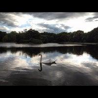 Photo taken at Leazes Park by Rosalynn L. on 6/18/2012