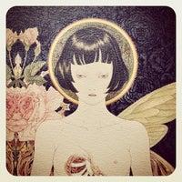 Photo taken at ART HK 12 - Hong Kong International Art Fair by Benjamin T. on 5/19/2012