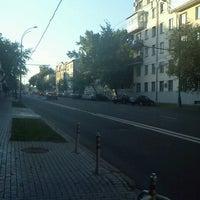 Photo taken at Воронцовская улица by Роман Н. on 8/2/2012