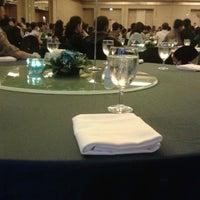 Photo taken at Grand Mutiara Ballroom Ritz Carlton by Eko W. on 7/31/2012