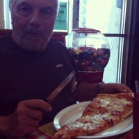 Photo taken at Pizza D'Oro by Meg S. on 9/9/2012