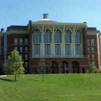 Photo taken at William T. Young Library by Beth K. on 4/30/2012