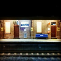 Photo taken at Flemington Station by Ainslie . on 7/15/2012