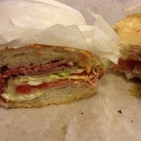 Photo taken at Potbelly Sandwich Shop by Pamela on 8/16/2012