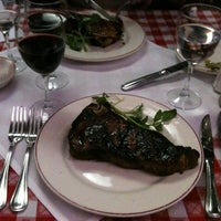 Photo taken at Gallaghers Steakhouse by Ville V. on 4/30/2012