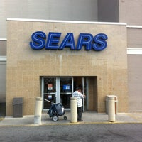 Photo taken at Sears by Jay T. on 6/15/2012