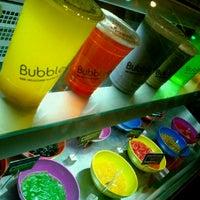 Photo taken at Bubbleology by Jonathan C. on 8/18/2012