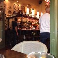 Photo taken at Brasserie Omirou by Yiannis K. on 6/12/2012