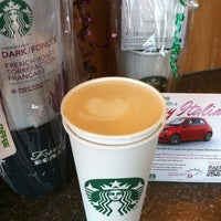 Photo taken at Starbucks by Melissa L. on 5/24/2012