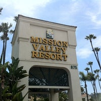Photo taken at Mission Valley Resort by Robby V. on 7/11/2012