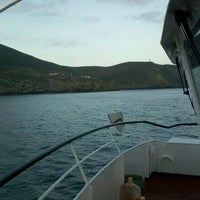 Photo taken at Fondeadero Isla Coronados by Ulises R. on 2/27/2012