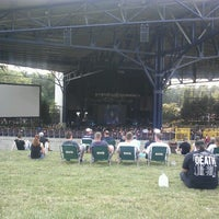 Photo taken at Jiffy Lube Live by Erin K. on 6/30/2012