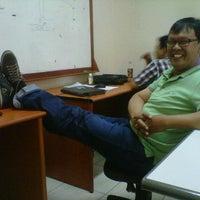 Photo taken at PT.Geoindo Giri Jaya by Uten S. on 1/16/2012