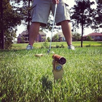 Photo taken at Tiffany Greens Golf Club by Mike B. on 8/11/2012