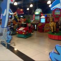 Photo taken at Tesco Extra Seremban Jaya by Ija Y. on 9/2/2012