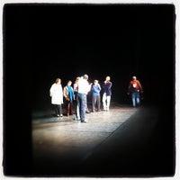 Photo taken at Teatro Vascello by Martino B. on 11/19/2011